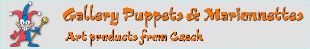 Gallery puppets and marionettes