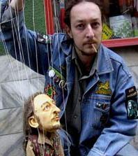 Portrétní loutky