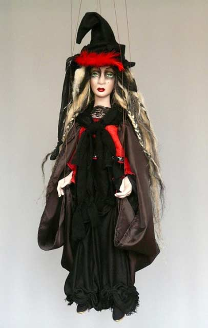 Vila , loutka marioneta