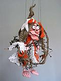 Adélka , loutka marioneta