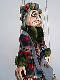 Bobulina , loutka marioneta