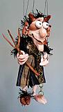 Artur , loutka marioneta