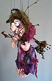Boubelka , loutka marioneta