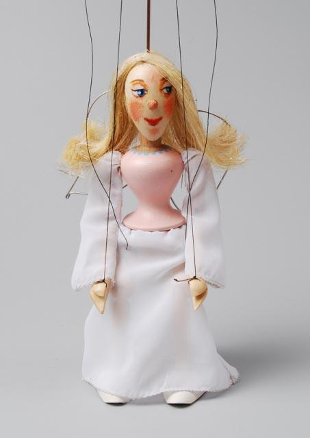 Andel loutka marioneta