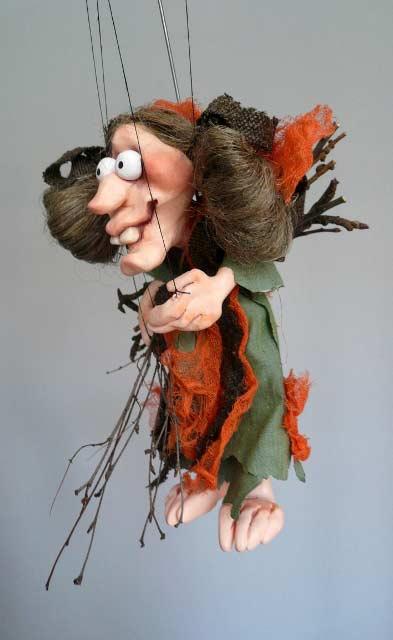 Bábinka , loutka marioneta
