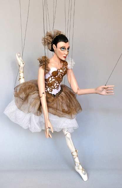 Baletka loutka