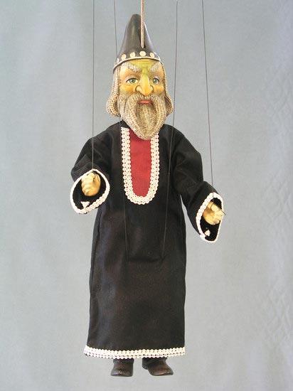 Černokněžník loutka