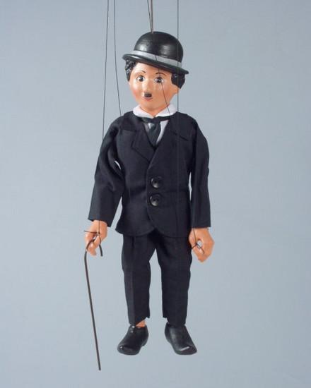 Chaplin ,  loutka