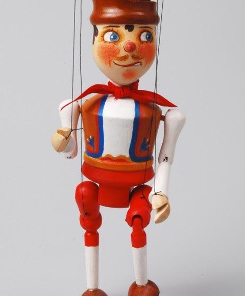 Honza , loutka marioneta