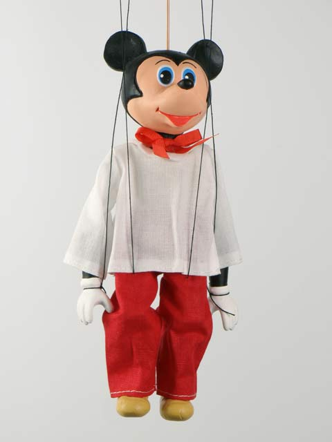 Mickey Mouse , loutka
