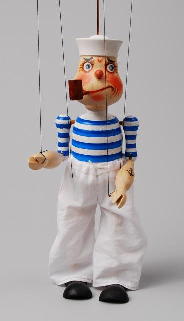 Námořník loutka marioneta