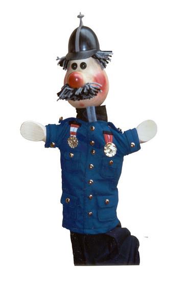 Policajt maňásek