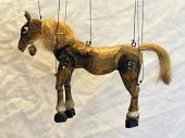 Kůň loutka marioneta