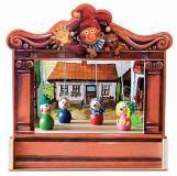 Dřevěné Loutkové divadlo mini